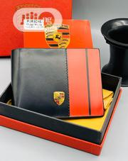 Porsche Leather Wallet for Men's | Bags for sale in Lagos State, Lagos Island