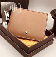 Montblanc Leather Wallet For Men's   Bags for sale in Lagos State, Lagos Island