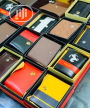 Leather Wallet For Men's   Bags for sale in Lagos State, Lagos Island