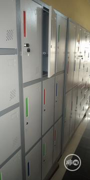 Metal Office Workers Lockers By 9 Lockers | Furniture for sale in Rivers State, Port-Harcourt