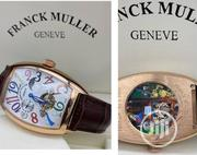 Top Quality Frank Muller Designer Time Piece | Watches for sale in Lagos State, Magodo