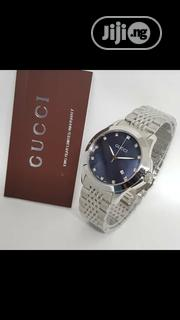 Top Quality Gucci Designer Chain Time Piece | Watches for sale in Lagos State, Magodo