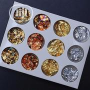 Foil Nuggets For Nail Art...Four Colours   Tools & Accessories for sale in Lagos State, Magodo