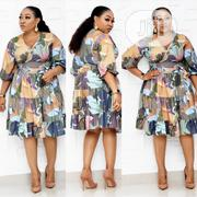 Beautiful Flowered Dress | Clothing for sale in Lagos State, Amuwo-Odofin