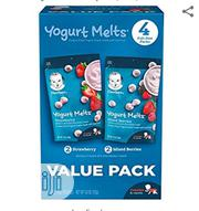 Gerber Melts Variety Pack of 4 | Baby & Child Care for sale in Lagos State, Ikeja