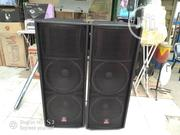 Original Sinel Double Sound Speakers | Audio & Music Equipment for sale in Lagos State, Ojo