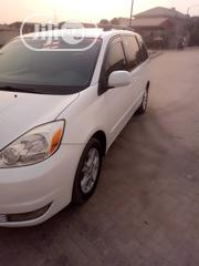 Toyota Sienna XLE Limited 2005 White | Cars for sale in Lagos State, Lagos Mainland
