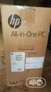 New Desktop Computer HP AiO 20 4GB Intel Pentium HDD 1T | Laptops & Computers for sale in Lagos State, Ikeja