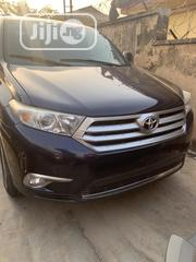 Toyota Highlander 2013 Plus 3.5L 4WD Blue | Cars for sale in Oyo State, Ibadan