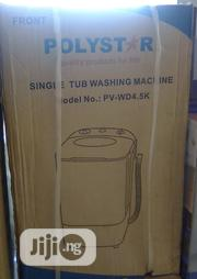 Polystar Washing Machine Single Tub | Home Appliances for sale in Lagos State, Ojo