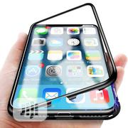 Magnetic Adsorption Case for iPhone XS MAX 360 Full Body METAL FRAME | Accessories for Mobile Phones & Tablets for sale in Lagos State, Ikeja