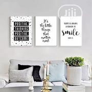 Word Art Canvas And Frames | Home Accessories for sale in Abuja (FCT) State, Wuse 2