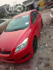 Toyota Matrix 2009 Red | Cars for sale in Lagos State, Amuwo-Odofin