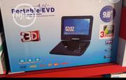 3D Portable DVD Player 9.8"