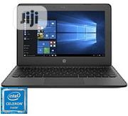 New Laptop HP Stream 11 4GB Intel Celeron SSD 60GB | Laptops & Computers for sale in Lagos State, Ikeja