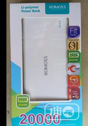 Romoss 20000mah Power Bank | Accessories for Mobile Phones & Tablets for sale in Lagos State, Ikeja