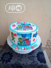 PJ Masks Cake By Giftedhands Cakes | Party, Catering & Event Services for sale in Kaduna State, Igabi