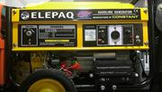 Elepaq 3kva Generator With Key Starter & Tyres | Electrical Equipment for sale in Lagos State, Ojo
