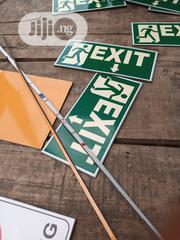 Exit On Photolumicent   Safety Equipment for sale in Lagos State, Mushin
