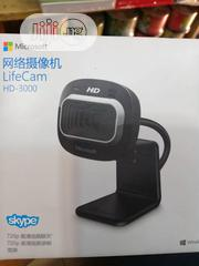 Microsoft Life Cam HD 3000 Webcam | Computer Accessories  for sale in Lagos State, Ikeja