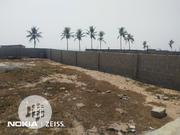 Beach Side Fenced One and Half Plot of Land at Orimedu | Land & Plots For Sale for sale in Lagos State, Ibeju