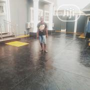Stamped Concrete Floor | Building & Trades Services for sale in Lagos State, Lagos Mainland