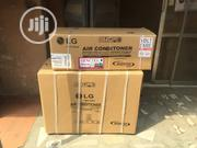 LG 1hp Split Unit Air Conditioner | Home Appliances for sale in Lagos State, Ojo