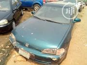Honda Civic 2004 1.4i LS Green   Cars for sale in Lagos State, Isolo