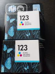 Hp Printer Ink 123cols | Accessories & Supplies for Electronics for sale in Lagos State, Ikeja