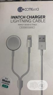 Iwatch Charger Lightning Cable | Accessories for Mobile Phones & Tablets for sale in Lagos State, Ikeja