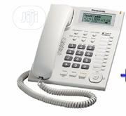 Panasonic Intercom Kx-ts880mx Display Corded Desktop Telephone | Home Appliances for sale in Lagos State, Ikeja