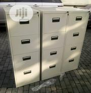 Quality Strong Four Step Locker Filling Cabinet | Furniture for sale in Lagos State, Lekki Phase 2