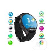 Kw88 Android 5.1 Smartwatch 512MB + 4GB Rom Bluetooth 4.0 Wifi 3G | Smart Watches & Trackers for sale in Lagos State, Ikeja