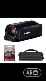 Canon Legria HF R806 + Bag + 16gb Card | Photo & Video Cameras for sale in Lagos State, Ikeja