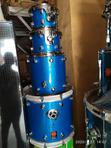 Original Virgin Climax Uk 5pcs Drum Set | Musical Instruments & Gear for sale in Lagos State, Nigeria