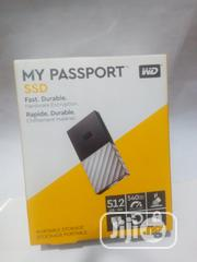 WD My Passport Ssd 512gb | Computer Hardware for sale in Lagos State, Ikeja