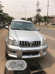 Toyota Land Cruiser Prado 2008 GX Silver | Cars for sale in Lagos State, Amuwo-Odofin