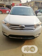 Toyota Highlander 2014 White | Cars for sale in Lagos State, Lagos Mainland
