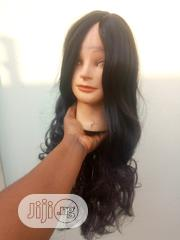 Long Curly Hair In Black | Hair Beauty for sale in Abuja (FCT) State, Apo District