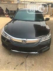 Honda Accord 2016 Black | Cars for sale in Lagos State, Alimosho