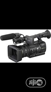 Sony HXR-NX5R NXCAM Professional Camcorder With Built-In LED Light | Photo & Video Cameras for sale in Lagos State, Ikeja
