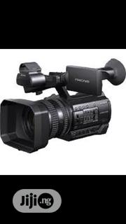 Sony HXR -NX100 Full HD NXCAM Professional Camcorder | Photo & Video Cameras for sale in Lagos State, Ikeja