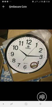 Wall Clock Spy Camera   Security & Surveillance for sale in Lagos State, Lagos Mainland