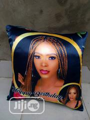 Customize Throw Pillow @Odua Model Market Ojota Lagos | Home Accessories for sale in Lagos State, Ojota