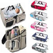 3 In 1 Diaper, Baby Bed And Bag | Children's Furniture for sale in Lagos State, Lagos Island