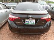 Toyota Corolla 2015 Black | Cars for sale in Abuja (FCT) State, Central Business District