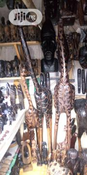 Ebony Stick Girraffe For Sale Difference Size | Arts & Crafts for sale in Oyo State, Ona-Ara