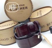 Geniun Leather Belt | Clothing Accessories for sale in Lagos State, Lagos Island