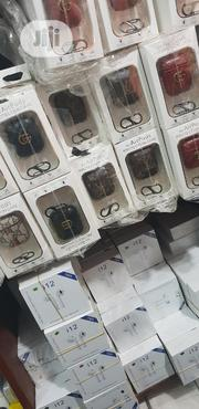 I12 Wireless + Free Leather Case 2-in-1 | Audio & Music Equipment for sale in Lagos State, Ikeja