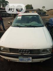 Audi 80 1995 White | Cars for sale in Abia State, Umuahia